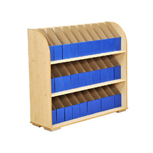 educational kits book shelf used daycare furniture sale For Wholesales