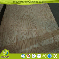 Shandong board supplier 3.6mm Plywood faced Oak as furniture