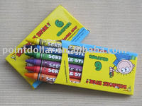 Multi color Crayon/ Non toxic Children Crayons Wax Sets
