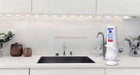 kitchen equipment PP/GAC/CTO desk top single stage water filter