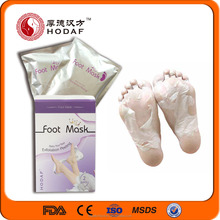 Feet Peeling Exfoliation Cracked Heel Skin Callus Removal foot mask