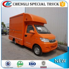 Chengli Manufacturer Chinese Karry 4X2 Mobile Fast Food Truck for Sale