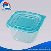 clear plastic storage box with dividers plastic disposable lunch box airtight disposable food container