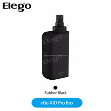 Joyetech eGo AIO ProBox All-in-one Style Kit Attaches the Distinct Antileak Cup Design with 2ml Capacity LED Lights