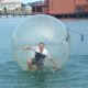 Popular In Water Playing Inflatable Bubble Runner