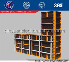 Qinyuan high quality x flat tie for construction formwork