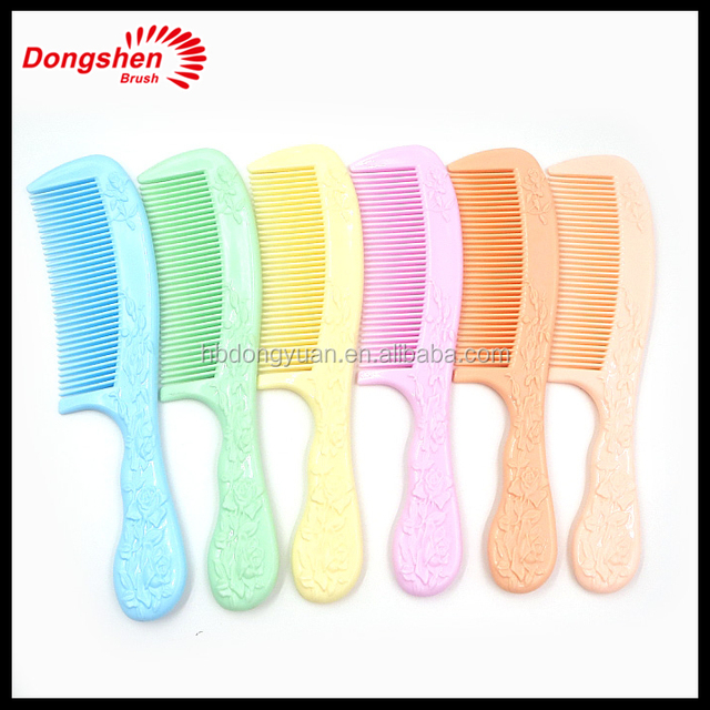 Professional Hair Comb Massage Brush,easy combs magic hair comb,plastic hair combs