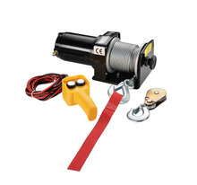 China Supplier Offroad Winch 4x4 12v 1500lbs For Sale