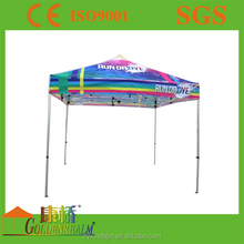 2016 China manufacture Top quality high end 10*15 outdor new sunshine leisure tent