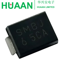 SMBJ36CA , SMBJ36A ,36V 600W DO-214AA transient voltage suppression diode