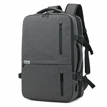 9cba715dcb4c Laptop bag business case travel foldable backpack big capacity computer  rucksack TC backpack