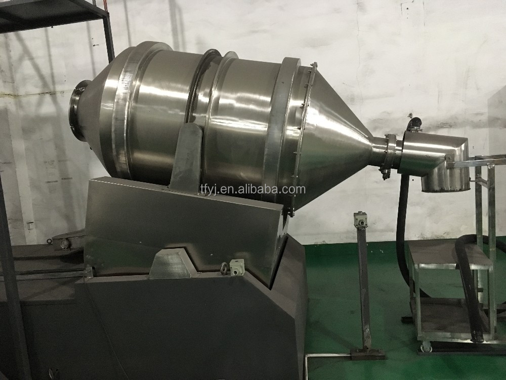 two dimensional blender/ EYH mixer /two dimension mixer