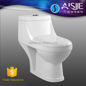 A3117 Cheap Bathroom Ceramic Sanitary Ware One piece India Style Toilet