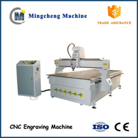 1325 China cheap wood cnc router machine/Wood engraving machine 3d sculpture wood carving