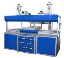 Double Working Station Plastic Vacuum Blister Forming Machine