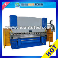 WC67Y Hydraulic hand operated bending machine , hydraulic press brake , hand press brake