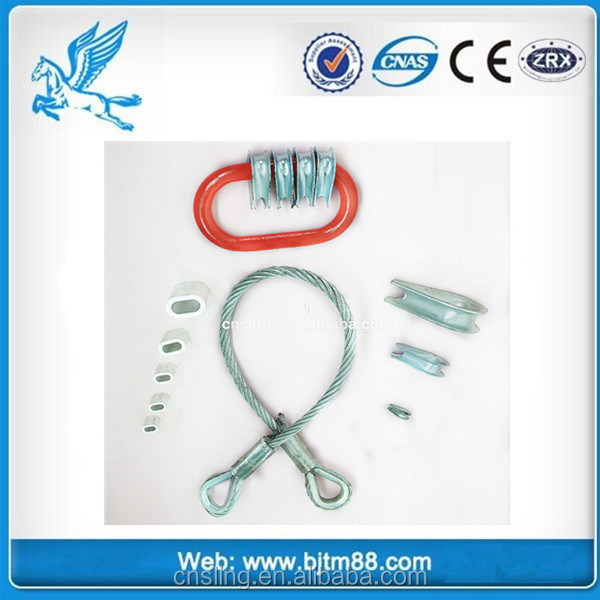 high quality steel wire rope sling/construction materials/cable price for lifting/ungalvanized and galvanized