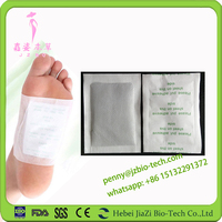 factory OEM detox machine foot patch