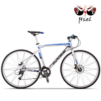 2016 Aluminium alloy 700C road bike with color choice