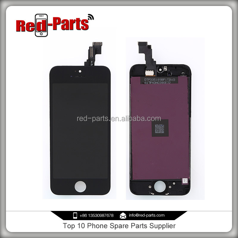 Trade assurance cellular phone lcd touch screen for iphone 5c