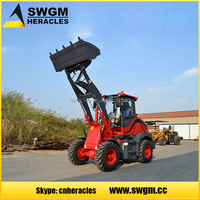 HR916F Fixed-spindle power shiftfront loader Chinese Small Farm Tractors