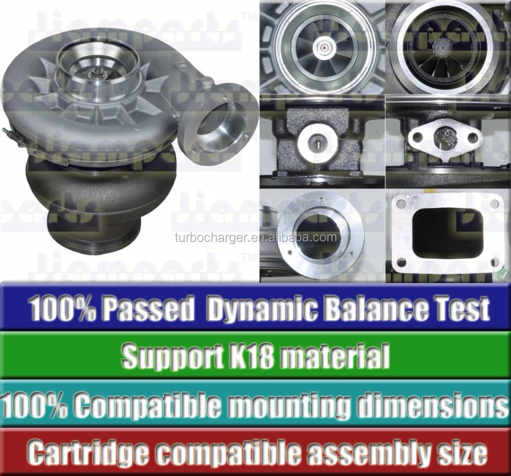 Sale low-price Jiamparts manufacturers diesel <strong>engine</strong> HX82 <strong>K18</strong> turbocharger