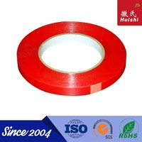 ISO9001&SGS Alibaba Express Waterproof high adhesive double sided PET film tape
