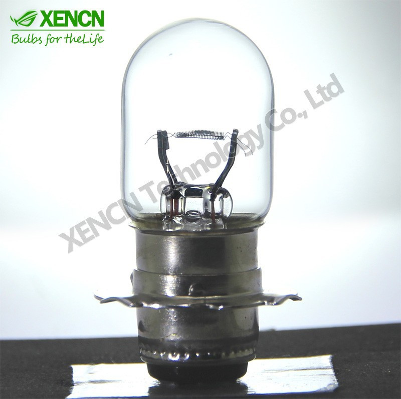 XENCN Factory Motor Lamp P15D-25-1 12v 25/25w Motorcycle Bulb T19