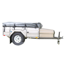 Aluminum Camper Trailer Manufacturers China With Kitchen