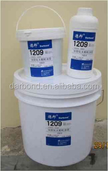 1209 Fast cure Large Particle Wear Resistant Coating