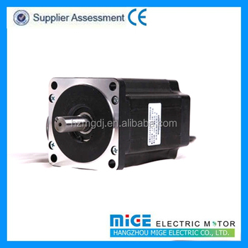 Dc power cost performance practical stepper motor for for Low profile stepper motor
