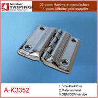 wholesale china professional hinge for boxes/suitcase