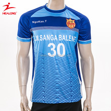 Custom Fast Hight Qulity Sublimation Printing Fabric Material Soccer Jersey
