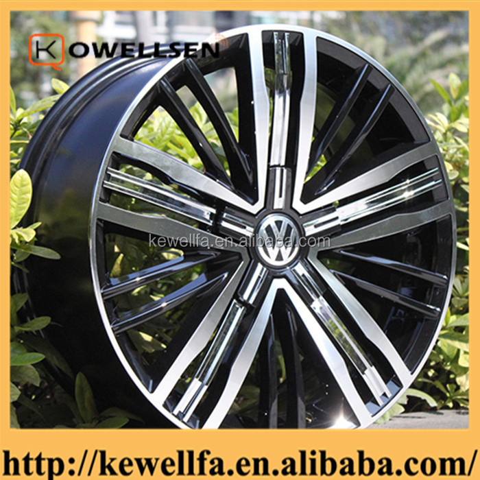 Made in China Quality Assured Semi Forged Car Alloy Wheel, 18Inch DOME Wheels Semi Forged Excel Wheel Rims