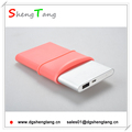 Silicone Power Bank Case Cover For Power Bank 16000 mAh External Battery Protective skin