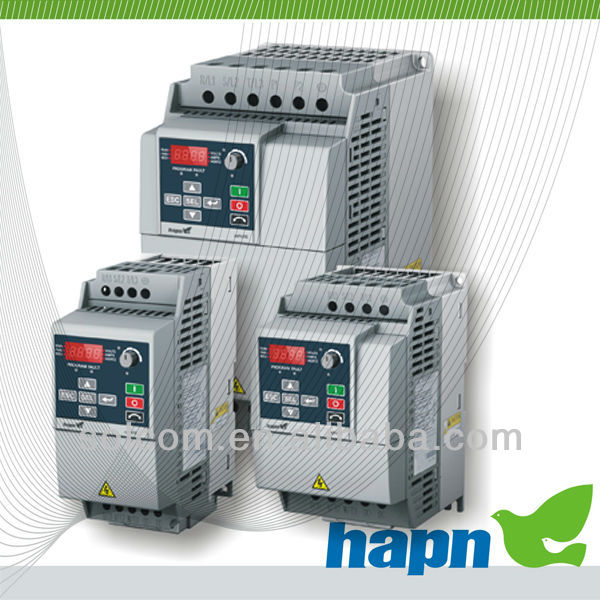 frequency inverter ac drive frequency converter hapn