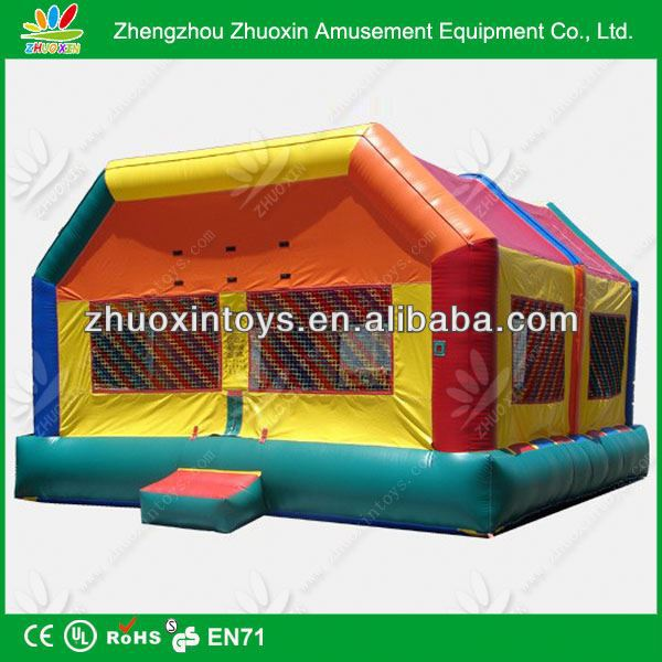 Cheapest bungee baby bouncer, inflatable bouncer