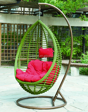 Antique Appearance swing hanging chair rattan furniture