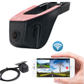 Novatek 96658 Wifi WDR Sony Car DVR Dual Dashcam 1080P