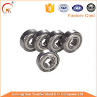 Pulley Wheel Mini Carbon/Chrome Ball Bearings 608ZZ/RS