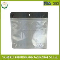 2016 New Products China Manufacturer Custom Decorative Ziplock Bag