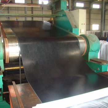 smooth 1/8 thickness REACH SBR rubber sheet