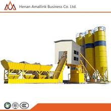 Easy Operation RMC Plant Accurate Weighing Concrtete Batching Plant Supplier