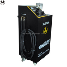 ASE-008C Air Drive Engine Lubricating Oil System Cleaning Machine