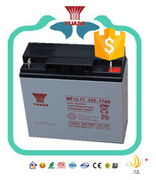 12v 17ah Yuasa battery 12v 17ah Yuasa sealed lead acid battery hot sale best price