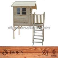 Wooden Garden Tool Storage Shed DFP004