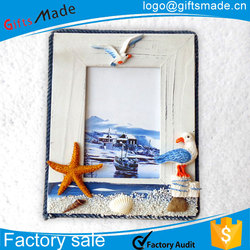 where to buy wood photo frames/big cheap artwork picture hanging wood photo frames