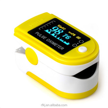 FDA Apprvoal Bluetooth Finger Pulse Oximeter with temperature Function