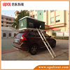 Fiberglass Pole Material and Canvas Fabric Vehicle Awning Roof Top Tent