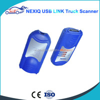 2015.10 Newest version truck scan tool for Volvo/Perkins/Hino/Isu zu/CAT diesel truck diagnostic tool Nexiq 2 with bluetooth